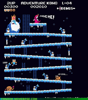 Adventure Kong