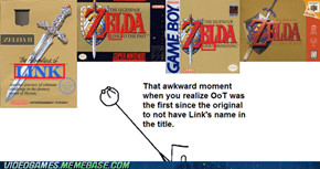 Though ALttP is a pun
