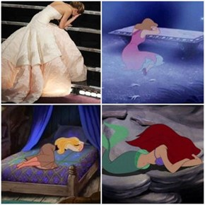 Jennifer Lawrence Really Is a Disney Princess