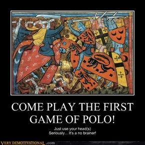 The Birth of Polo