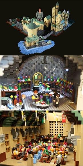 LEGO Hogwarts WIN