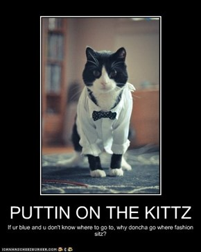 PUTTIN ON THE KITTZ