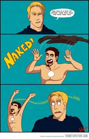 Oh Tony...
