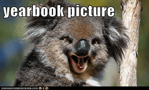 yearbook picture