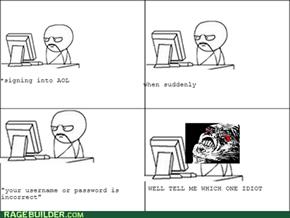 AOL Rage