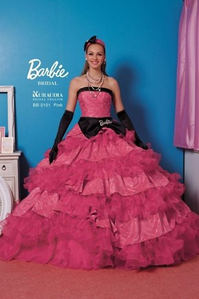 Are You a Barbie Girl?