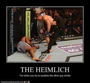 THE HEIMLICH