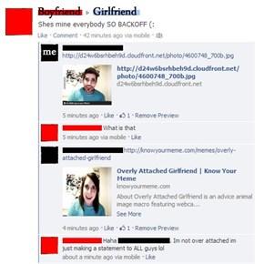 Overly Attached Boyfriend