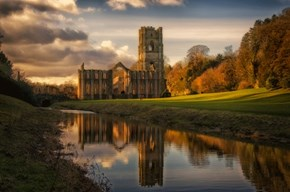 A Piece of History, Fountains Abbey