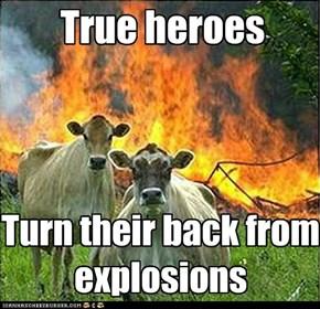 True heroes