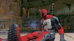 Deadpool the Video Game Looks to Be Coming Along