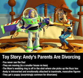 "This ""Toy Story"" Theory Will Blow Your Mind!"