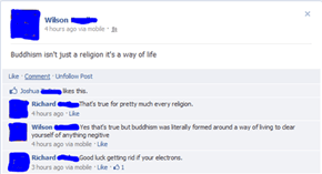 Being Enlightened