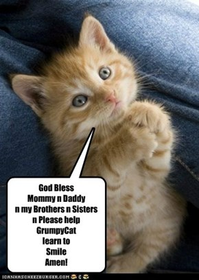 A Kittens Prayer