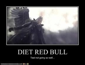 DIET RED BULL