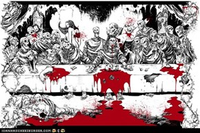 Zombies: The Last Supper
