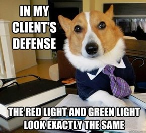 Legally Color Blind