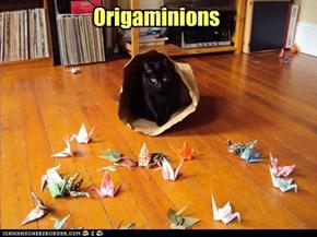 Origaminions