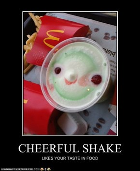 CHEERFUL SHAKE