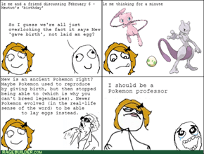 Actual Pokemon science