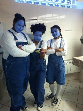 The Blue Gurl Group