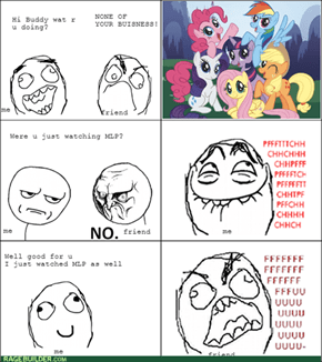 The MLP fight