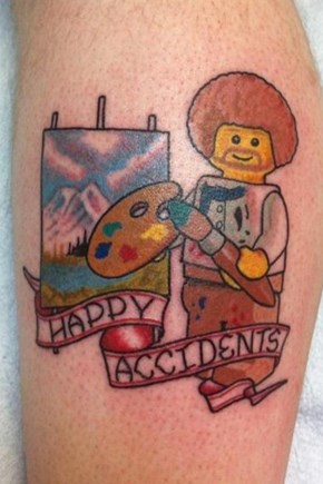 Happy Lego Bob