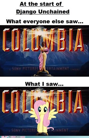 Fluttershy Unchained