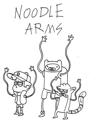 Noodle Arms
