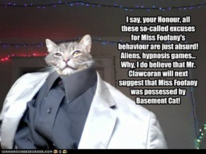 Catlock slams Foofany defense theories!