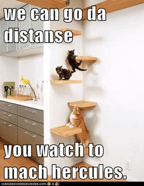 we can go da distanse  you watch to mach hercules.