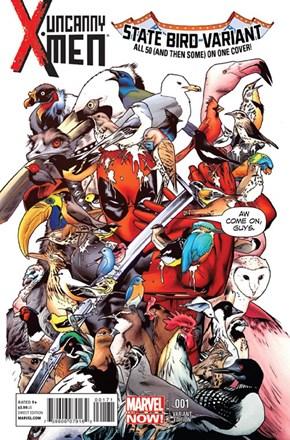 Deadpool is for the Birds