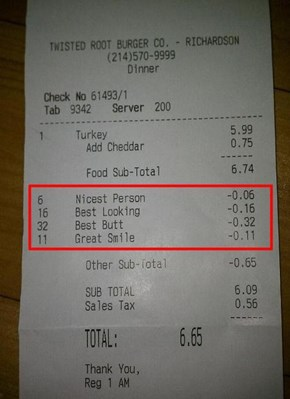 The Good-Looking Person Discount