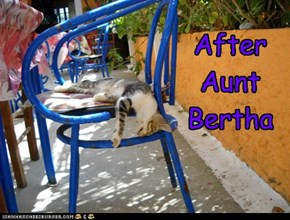 After Aunt Bertha