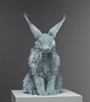 Glass Sculpture WIN