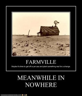 MEANWHILE IN NOWHERE