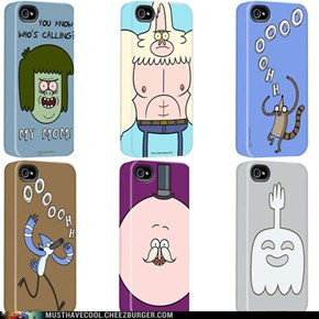 Regular Show iPhone Cases