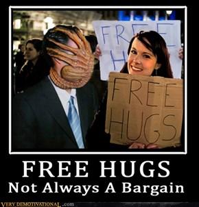 #1 Reason You Don't Want a Hug
