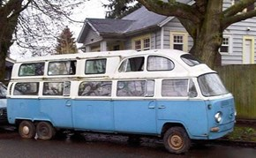 Kids outgrowing your old camper?
