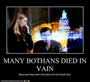 MANY BOTHANS DIED IN VAIN