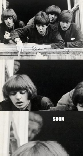 The Beatles should be carefull..