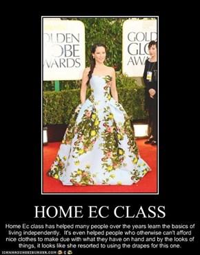HOME EC CLASS
