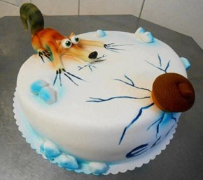 Don't Pull the Fondant Off!