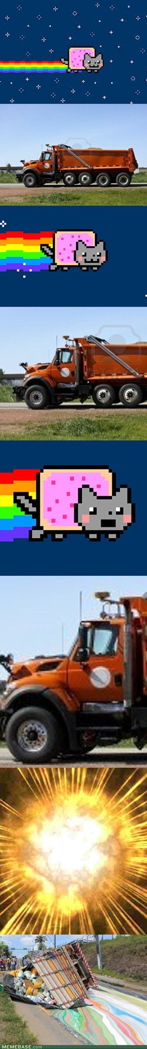Nyan!!.....Watch out!!!!