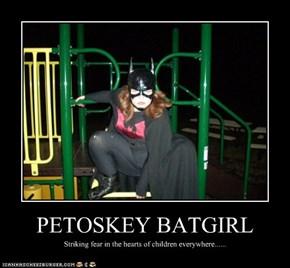 PETOSKEY BATGIRL