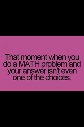 The Worst Feeling Ever