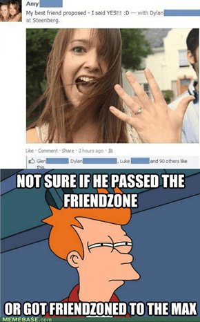 Friendzoned to the max?