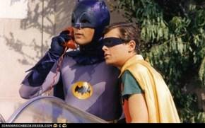 i love u batman