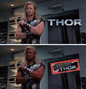 The Brother Neither Thor or Loki Talk About