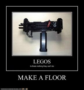 MAKE A FLOOR